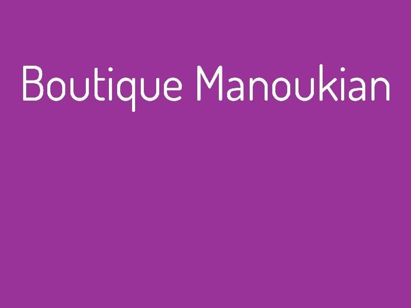 boutique_manoukian