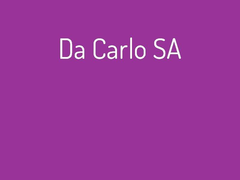 da_carlo_sa