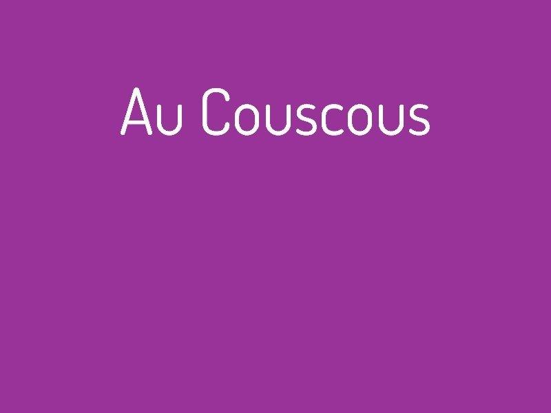 au_couscous