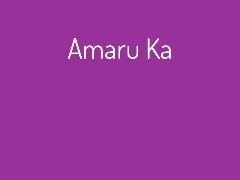 amaru_ka