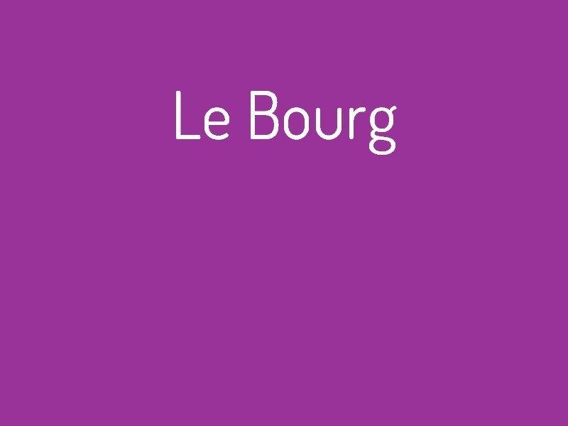 le_bourg